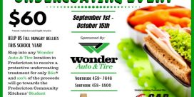 Annual Student Hunger Fundraiser