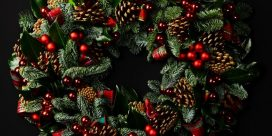 Grandmothers Helping Grandmothers 12″ Double-Sided Fir Wreaths Sale