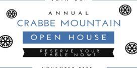 Crabbe Mountain Open House