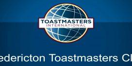 Fredericton Toastmasters Club Meeting