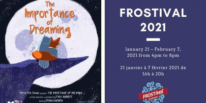 Frostival 2021: The Importance of Dreaming