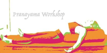4 Week Pranayama Yoga Series at Yoga Above Aura